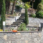 Garten + Naturstein Bolliger